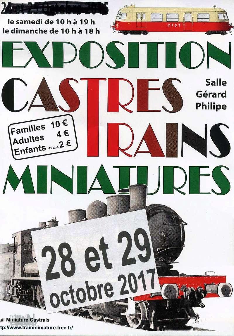 Rail Miniature Castrais : Castres 2017 Castre11