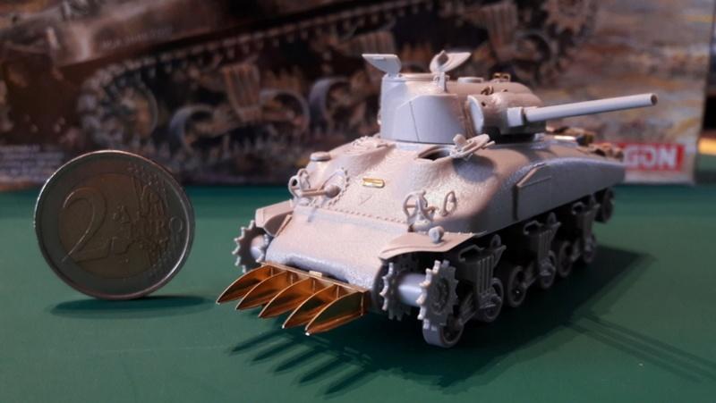 Sherman - Incursion au 72 - Sherman Dragon M4A1 20170214