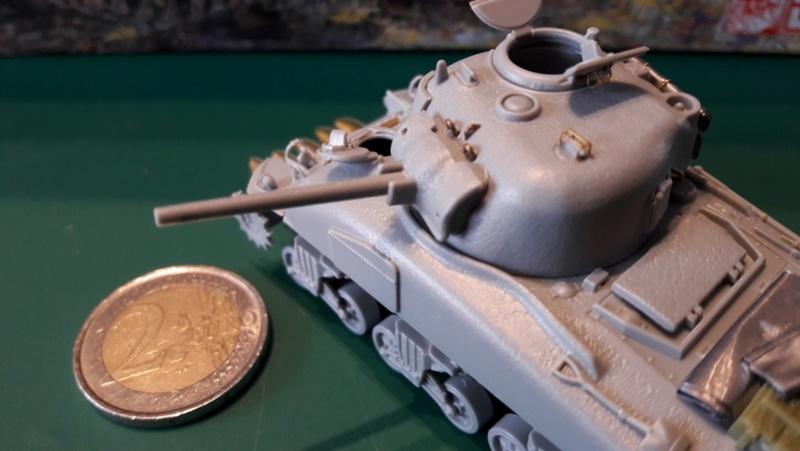 Sherman - Incursion au 72 - Sherman Dragon M4A1 20170215