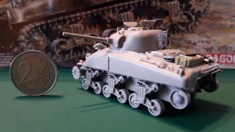 Sherman - Incursion au 72 - Sherman Dragon M4A1 20170216