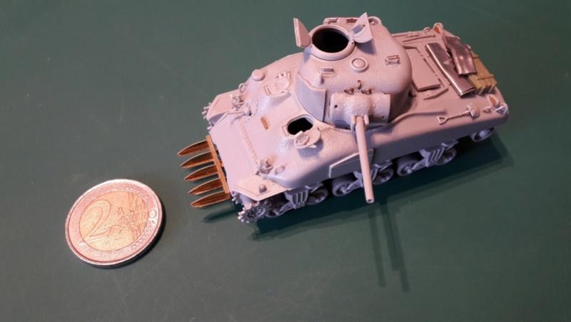 Sherman - Incursion au 72 - Sherman Dragon M4A1 20170219