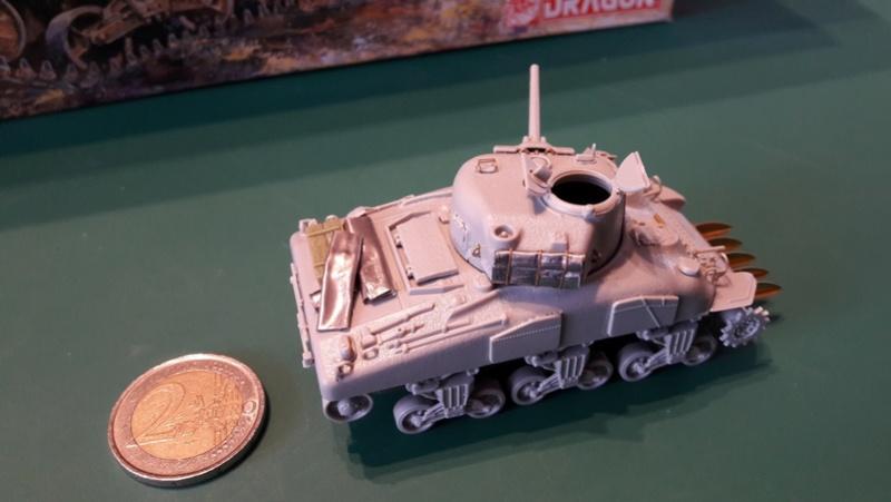Sherman - Incursion au 72 - Sherman Dragon M4A1 20170220