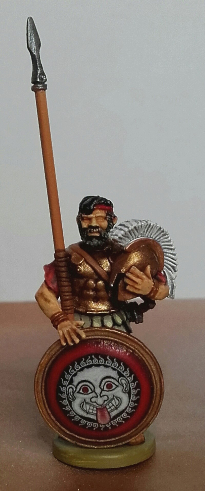 [CDA n°6] Hoplites grecs  20161121