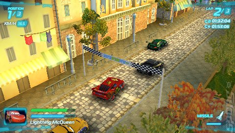 PSP Racing/Driving/Car games Cars-210