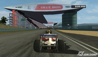 PSP Racing/Driving/Car games Formul10
