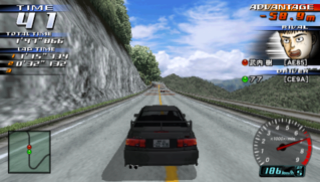 PSP Racing/Driving/Car games Initia10