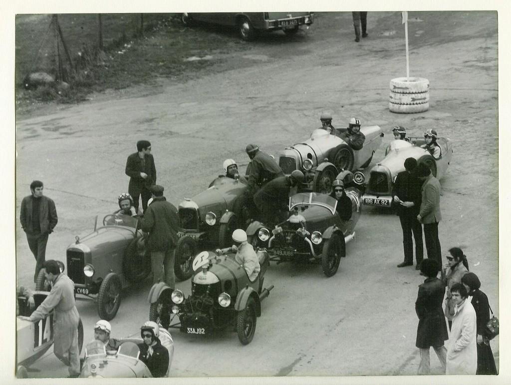 Coupes de l'Age d'or à Montlhéry - 1968, 69, 70 Montlh10