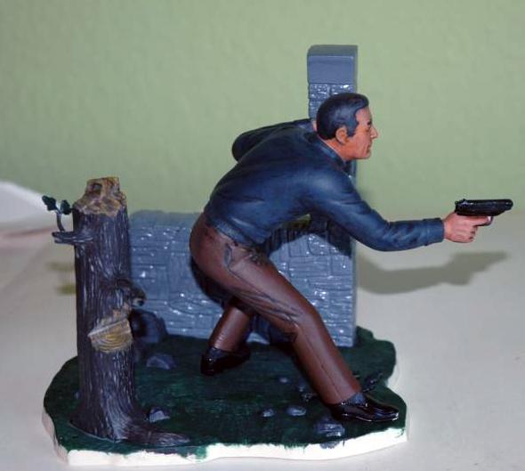 James Bond 007 in 1/8 von Polarlights Bo210