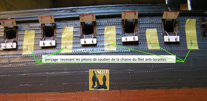 """FREGATE cuirassée """"La Gloire"""" de 900ch  1859 en scratch au 1/100ème - Page 6 26312"""