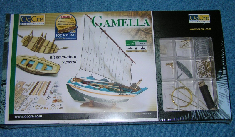 Bateau de pêche: Le Garmella au 1/15ème pour débutants Fofos_21