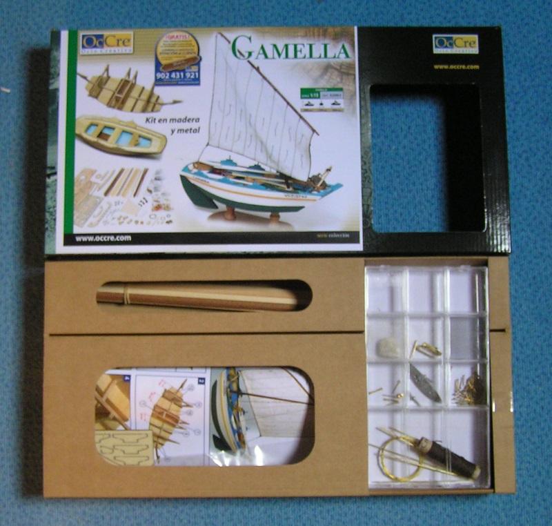 Bateau de pêche: Le Garmella au 1/15ème pour débutants Fotos_32