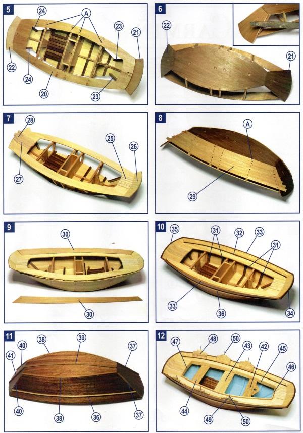 Bateau de pêche: Le Garmella au 1/15ème pour débutants Img08011