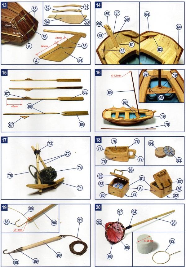 Bateau de pêche: Le Garmella au 1/15ème pour débutants Img08111