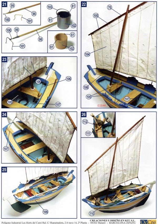 Bateau de pêche: Le Garmella au 1/15ème pour débutants Img08211