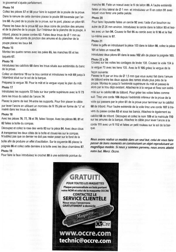 Bateau de pêche: Le Garmella au 1/15ème pour débutants Img08512