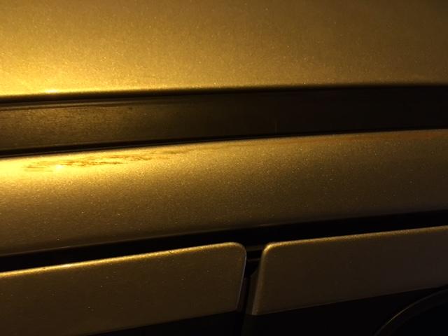 Rayures - Barrière Péage - Peugeot 206 Image410