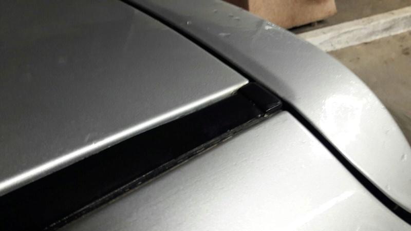 Rayures - Barrière Péage - Peugeot 206 Img-2011