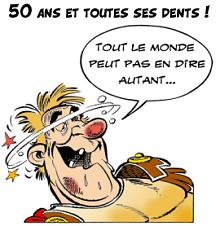 Bon Anniversaire Pascalou 50 ans Dents10
