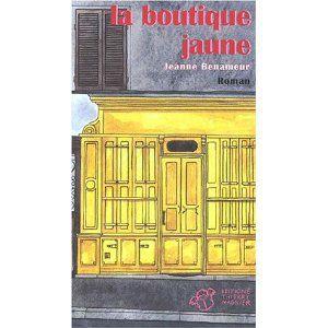 [Benameur, Jeanne] La boutique jaune 69831310
