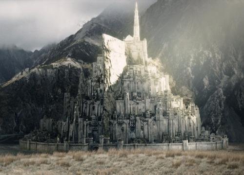 Minas Tirith, a Cidade Branca Minas10