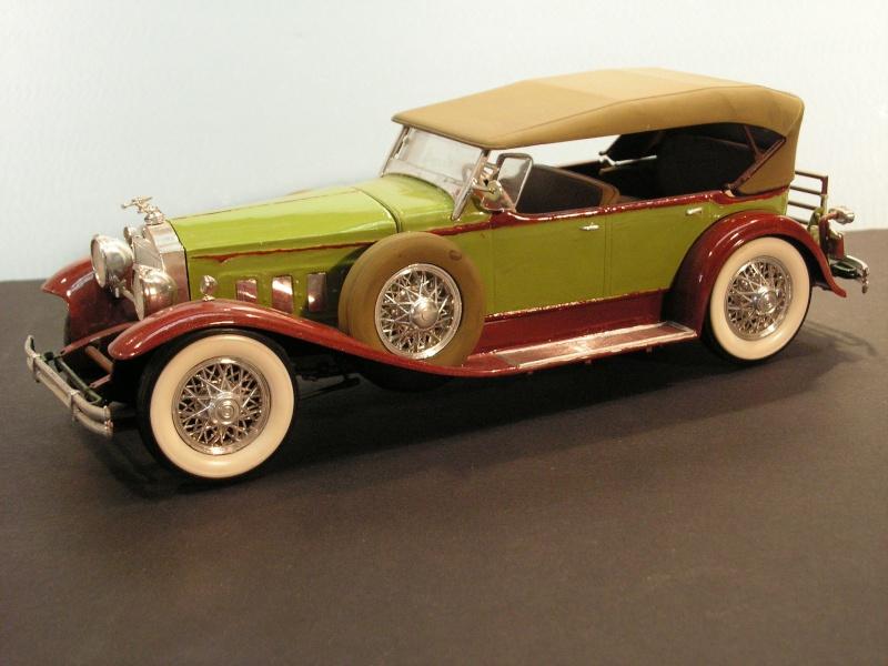 Packard 4door Phaeton 1930 von Monogram Modell18