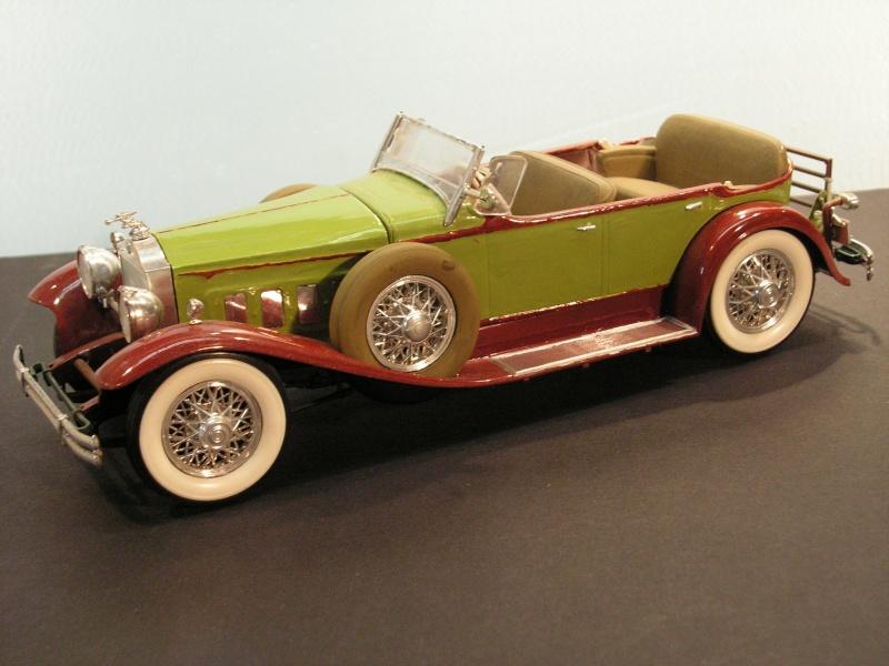 Packard 4door Phaeton 1930 von Monogram Modell19