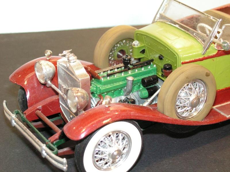 Packard 4door Phaeton 1930 von Monogram Modell20