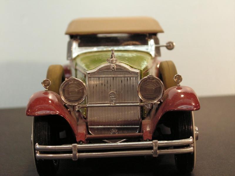 Packard 4door Phaeton 1930 von Monogram Modell21