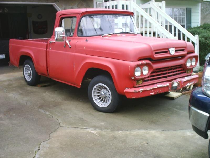 1960 Ford f100 For Sale Soon, Douglasville, GA New_pi10
