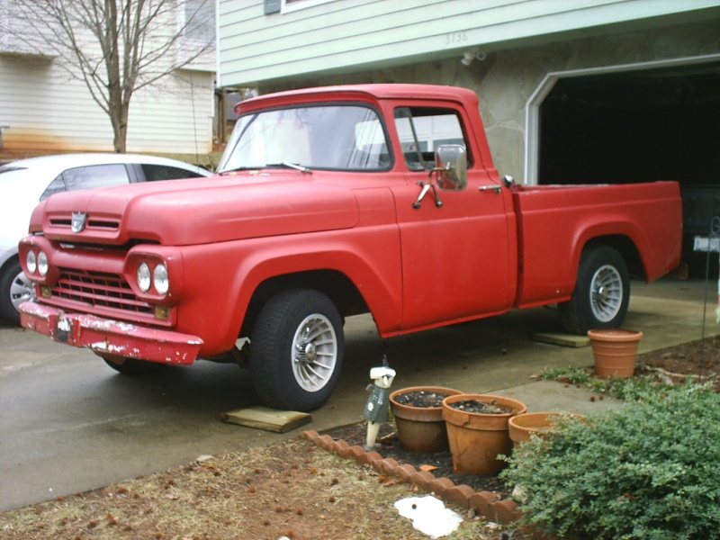 1960 Ford f100 For Sale Soon, Douglasville, GA New_pi11