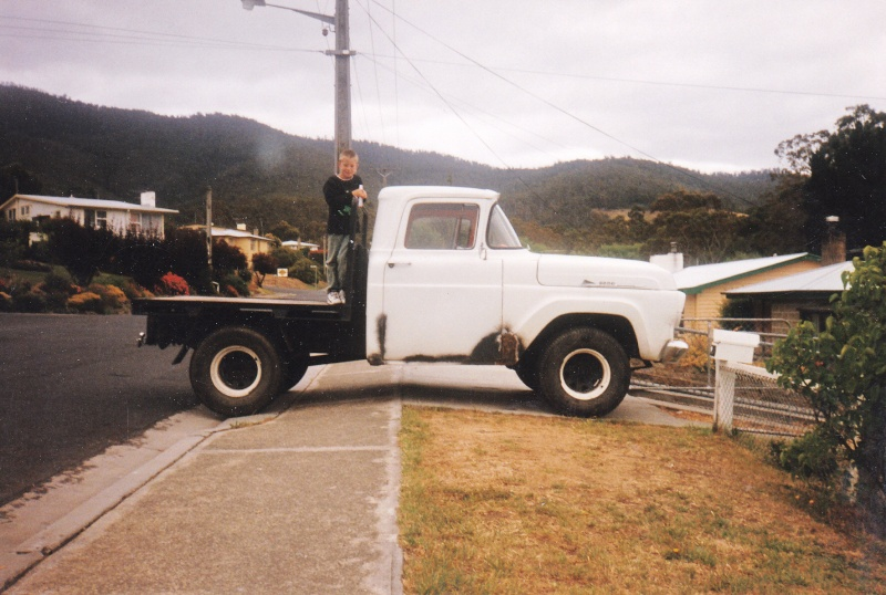 My '57, how ugly it was!!! 57_20010