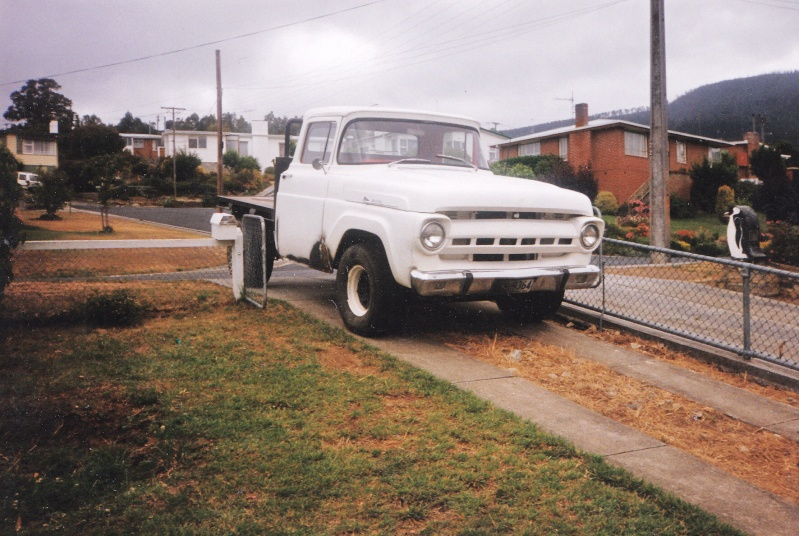 My '57, how ugly it was!!! 57_whe15
