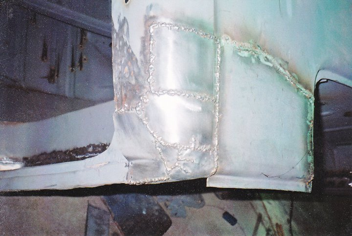 A few repair pics on my 57 Left_r11