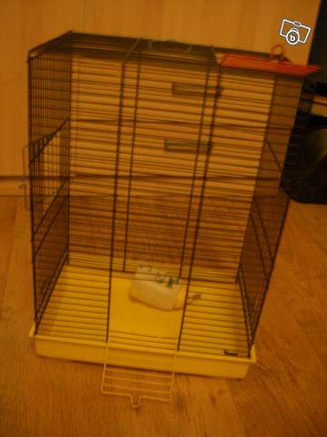 Cage ronde 92554411
