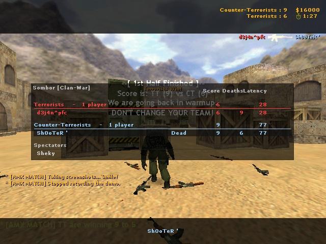 Demo i SS Aim_ma12