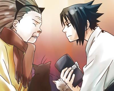 fave charas  Sasuke10