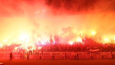 Besiktas - Turkey - Ultras Medya12