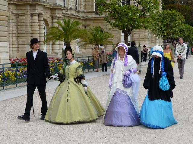 Choses vues dans le jardin du Luxembourg, à Paris 001_6410
