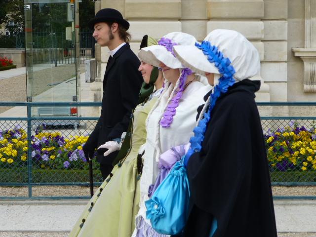 Choses vues dans le jardin du Luxembourg, à Paris 007_6410