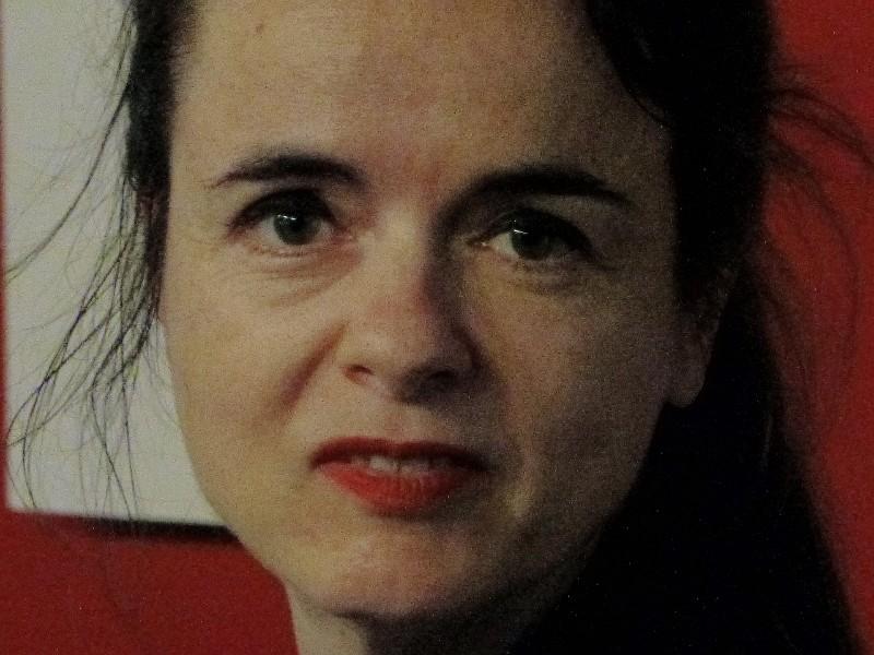 Amélie Nothomb à la FNAC Montparnasse Ameli_10