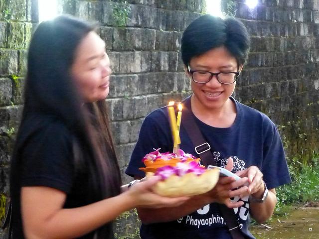 Fête du Loy Kratong, ou la fête des lumières Nouvel29