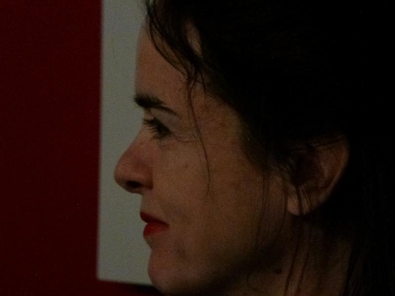 Amélie Nothomb à la FNAC Montparnasse Passer12