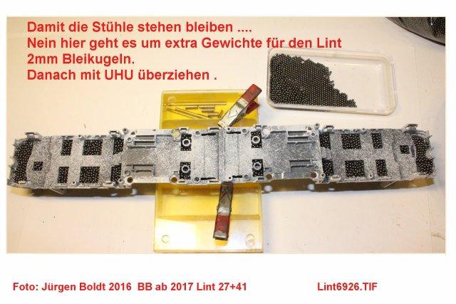 Bauberichte ab 2017 Lint6911