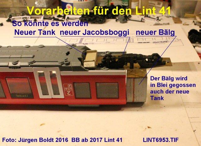 Bauberichte ab 2017 Lint6919