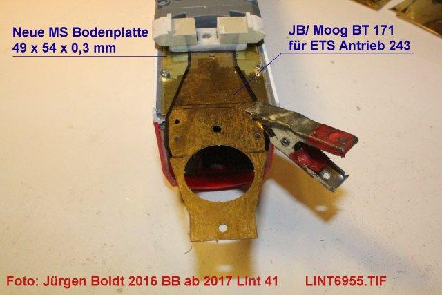 Bauberichte ab 2017 Lint6920