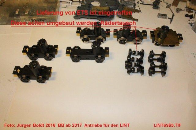 Bauberichte ab 2017 Lint6924
