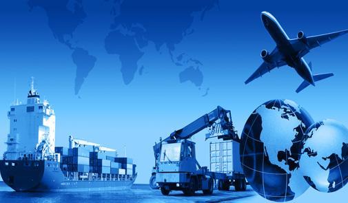 التجارة و اللوجيستيك
