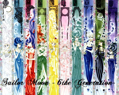 Sailor Moon ~6the Generation~  Logo_n11