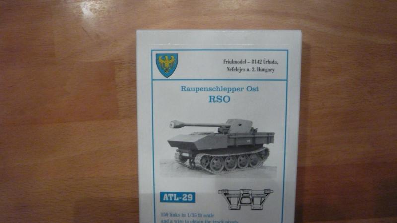 Selbstfahrlafette Raupenschlepper Ost (RSO) P1090139