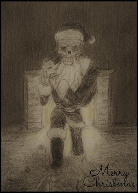 [Votez ici] Concours de Dessin : Dessine moi un Père Noël Noelfi11